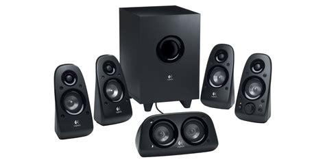 Logitech's Z506 5.1-ch. Surround Sound System Now  At