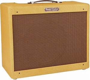 Fender  U0026 39 57 Custom Deluxe Guitar Combo Amplifier  12 Watts