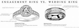 Wedding Ring Vs Engagement Ring What39s The Difference