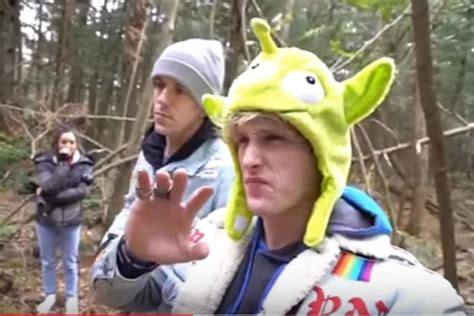 Logan Paul Youtube Star Apologises After Filming Suicide