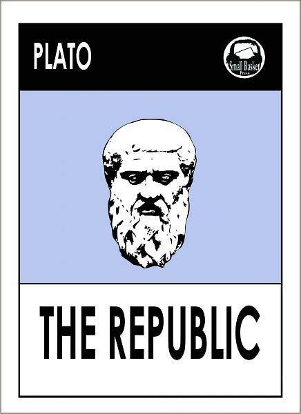 Plato's The Republic By Plato, Plato Plato   Nook Book