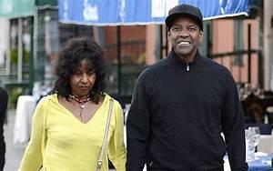 Denzel Washington and Pauletta Washington's Married Life ...