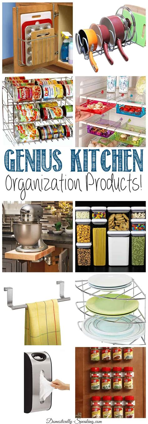 kitchen organizing products genius kitchen organization products domestically speaking 2384