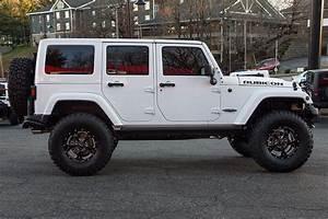 2016 Jeep Wrangler Rubicon Unlimited White