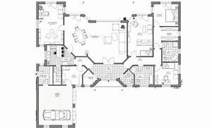 Luxus Bungalow Bauen : ber ideen zu grundriss bungalow auf pinterest ~ Lizthompson.info Haus und Dekorationen