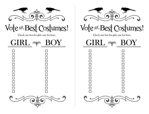 classroom  costume ballots  halloween halloween