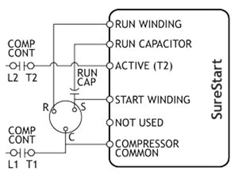Geothermal Wiring Schematic 3 Phase by Single Phase Soft Starters