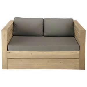divanetto 2 posti divanetto da giardino in legno 2 posti br 233 hat maisons du