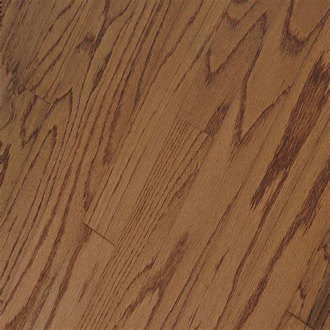 Bruce Engineered Hardwood Flooring Gunstock Oak by Shop Bruce Hillden 2 25 In W Prefinished Oak