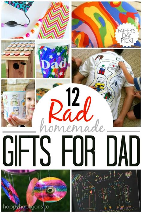 homemade fathers day gifts  kids   happy