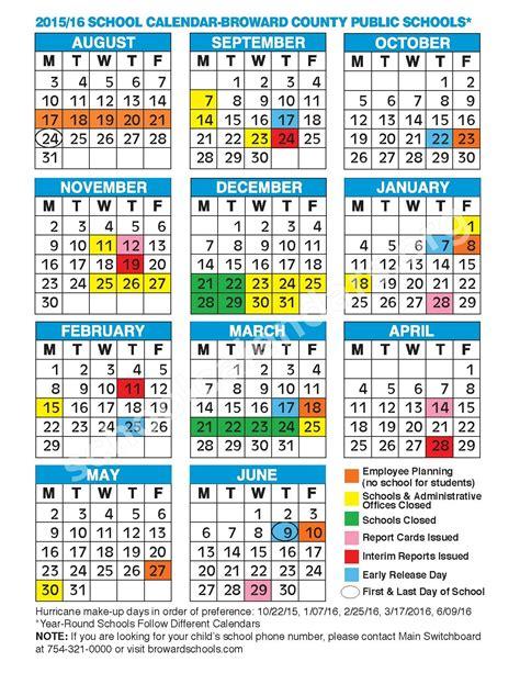 brevard county public schools calendars viera fl
