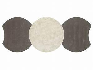 Runder Teppich Wolle : runder teppich aus wolle kollektion ego by now carpets design francesc rif ~ Markanthonyermac.com Haus und Dekorationen