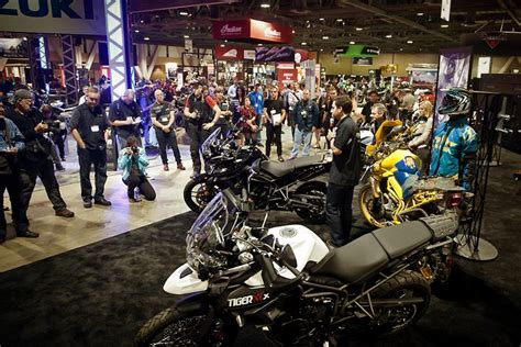 International Motorcycle Show In Dallas