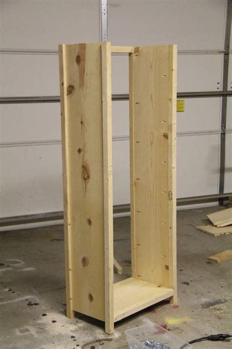 Cheap Bookcases by Diy Kentwood Bookcase Shanty 2 Chic
