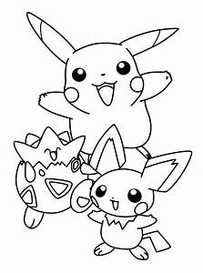 printable coloring pages for kids pokemon coloring book With created by team