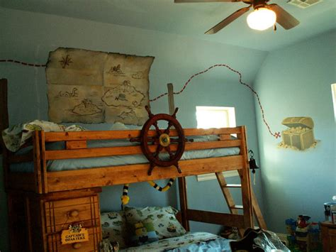 Pirate Boy's Room-eclectic-kids-new Orleans-by