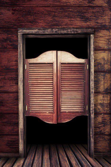 purpose  saloon doors core