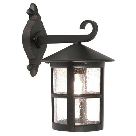 buy hereford outdoor wall lanterns by elstead lighting