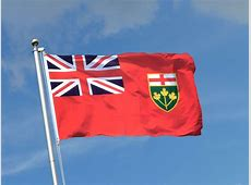 Buy Ontario Flag 3x5 ft 90x150 cm RoyalFlags
