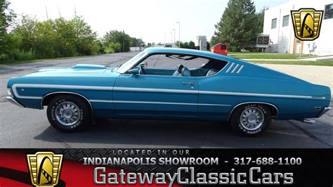 land rover 1970 1969 ford torino gt gateway classic cars 845 ndy