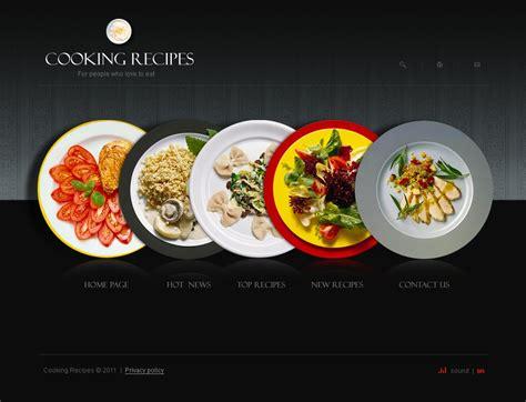 cooking swish template
