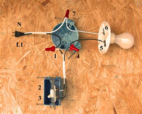 Single Pole Switch Wiring Methods Electrician