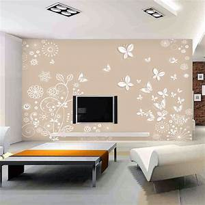 Mural Wallpaper brief tv background wall 3D wallpaper ...