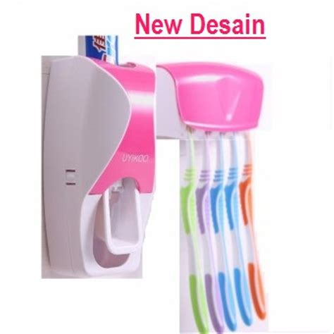 Dispenser Pasta Dan Sikat Gigi jual dispenser odol pasta gigi dan hanger sikat gigi di