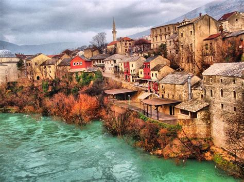 Beautiful Historical Bosnian Coastline Re Pins Of
