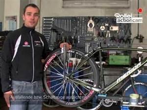 Fahrrad Felge Richten : schaltauge beim fahrrad richten youtube ~ Blog.minnesotawildstore.com Haus und Dekorationen