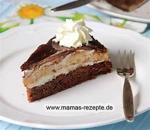 Mamas Rezepte : schoko bananenkuchen rezept mamas rezepte mit bild und kalorienangaben ~ Pilothousefishingboats.com Haus und Dekorationen