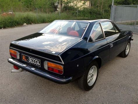 Cope Bata lancia beta coupe bc 1300 84 hp
