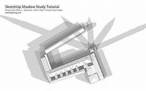 Sketchup Shadow Study    Solar Analysis Tutorial