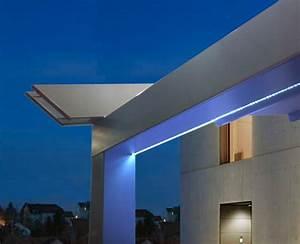 5 idees originales pour l39eclairage exterieur travauxcom With eclairage exterieur maison contemporaine 5 lumiare exterieur pour jardin terrasse et balcon un jeu
