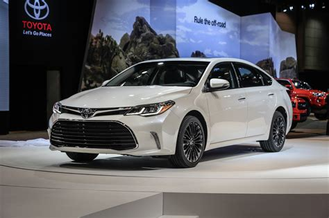 Avalon Hybrid Review 2016 by 2016 Toyota Avalon Hybrid Release Date Review Specs