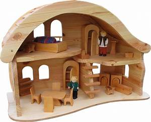 How to Make a Dollhouse Out of Wood - The Basic Woodworking
