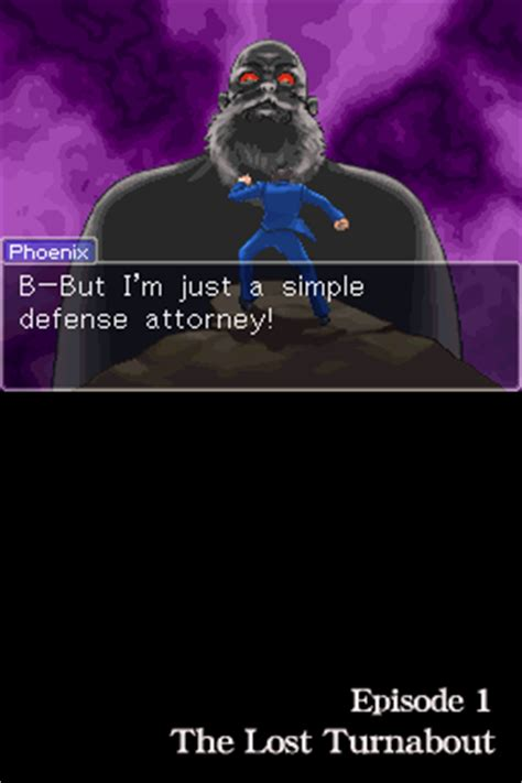 phoenix wright ace attorney justice