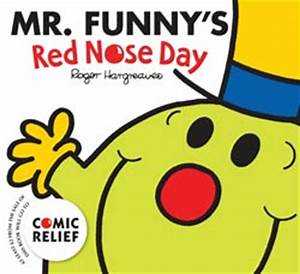 Comic Relief: Mr Funny's Red Nose Day – FREE Early Years ...