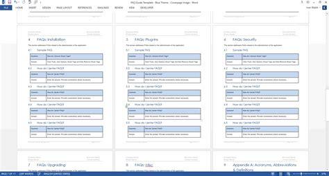 word template resume trakore document templates
