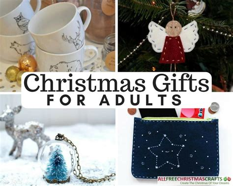 homemade christmas gifts  adults