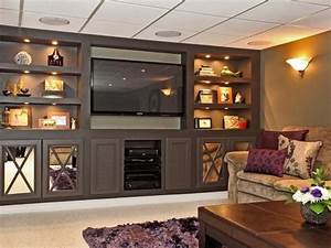 Wall units interesting cost of built in entertainment