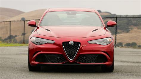 2017 Alfa Romeo Giulia Quadrifoglio First Drive