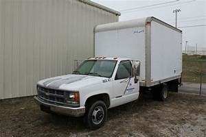 Sell Used 1994 Chevrolet Box Truck In Bowling Green  Kentucky  United States  For Us  2 400 00
