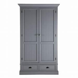 Kleiderschrank Grau Holz : faltschrank kleiderschrank 160 x 150cm grau schrank textil kleiderschrank ideal ~ Frokenaadalensverden.com Haus und Dekorationen
