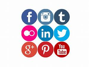Social Media Icons | 1000 images about social media icons ...