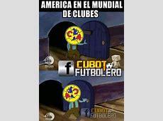 Memes de la derrota de América en el Mundial de Clubes