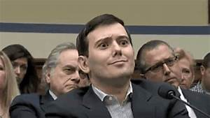 Martin Shkreli Smirk GIF - Find & Share on GIPHY