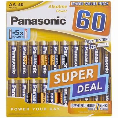 Batterijen Action Panasonic Aa