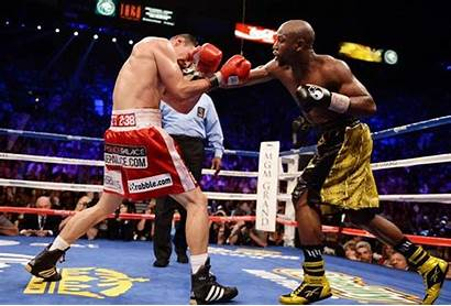Mayweather Floyd Boxing Defeated Forward Indian Way