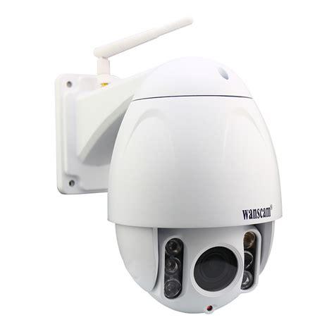wanscam hw0045 233 ra ext 233 rieure wifi motoris 233 e zoom 5x
